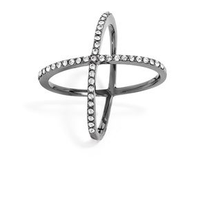 Crystal Mason Ring